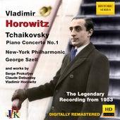 Vladimir Horowitz plays Tchaikovsky Piano Concerto No.1; works by Prokofieff, Debussy & Horowitz by Vladimir Horowitz