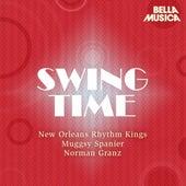 Swing Time: New Orleans Rhythm Kings - Muggsy Spanier - Norman Granz Jam Session de New Orleans Rhythm Kings