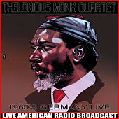 1960s Germany Live de Thelonious Monk