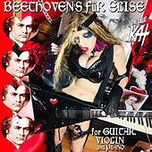 Beethoven's Für Elise For Guitar, Violin And Piano by The Great Kat