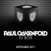 DJ Box - September 2011 by Various Artists