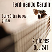 Carulli: 2 Romantic Pieces For Guitar by Boris Björn Bagger