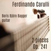 Carulli: 2 Romantic Pieces For Guitar de Boris Björn Bagger