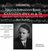 J.S. Bach: Cantatas, BWVV 41 & 79 (Live) de Karl Richter