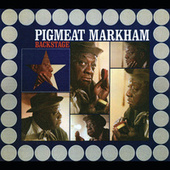Backstage van Pigmeat Markham