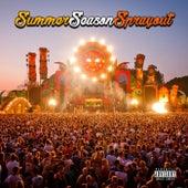 Summer Season Sprayout by Darx