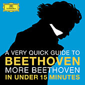 A Very Quick Guide To Beethoven: More Beethoven In Under 15 Minutes von Various Artists