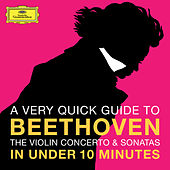 Beethoven: The Violin Concerto & Sonatas in under 10 minutes by Various Artists