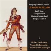 Mozart: Le Nozze di Figaro  (Schwarzkopf, Kunz, Karajan) [1950] Volume 1 by Various Artists