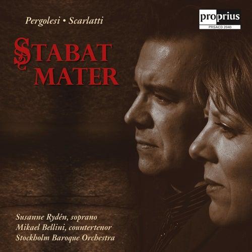 Pergolesi / Scarlatti, A.: Stabat Mater by Susanne Ryden