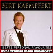 Bert's Personal Favourites de Bert Kaempfert