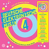 Soul Jazz Records presents DEUTSCHE ELEKTRONISCHE MUSIK 4 - Experimental German Rock and Electronic Music 1971-83 von Various Artists
