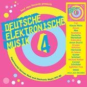 Soul Jazz Records presents DEUTSCHE ELEKTRONISCHE MUSIK 4 - Experimental German Rock and Electronic Music 1971-83 de Various Artists