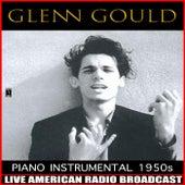 Piano Instrumental 1950s von Glenn Gould