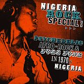 Nigeria Rock Special: Psychedelic Afro-Rock & Fuzz Funk in 1970's Nigeria by Various Artists