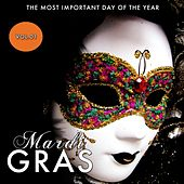 Mardi Gras Festival, Vol. 1 by Various Artists