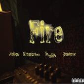 Fire de Amaral, Kingice mt, Moikas