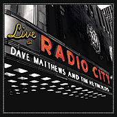 Live At Radio City by Dave Matthews Band
