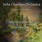 Felix Mendelssohn: String Symphonies by Sofia Chamber Orchestra