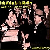 Won't You Take Me Home fra Fats Waller