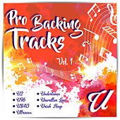 Pro Backing Tracks U, Vol.1 by Pop Music Workshop