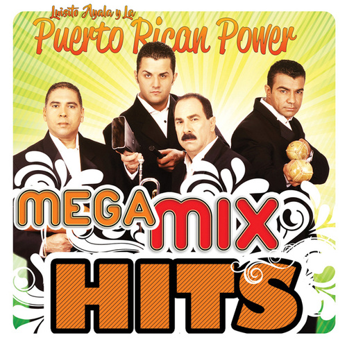 Mega MixHits by Puerto Rican Power