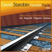 David Starobin: Favorite Tracks, Vol. 1 de David Starobin