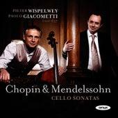 Mendelssohn & Chopin: Cello Sonatas de Pieter Wispelwey