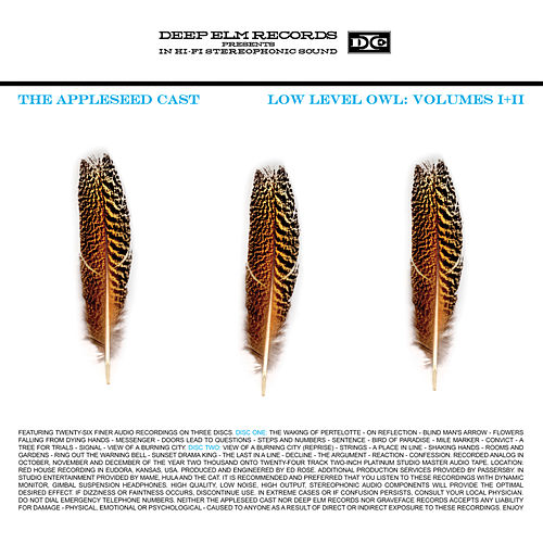 Low Level Owl, Vol. 1 + 2 by Appleseed Cast