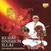 Kurai Ondrum Illai - Kunnakudi Vaidyanathan by Kunnakudi Vaidyanathan
