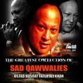 The Greatest Collection Of Sad Qawwalies Vol. 241 by Nusrat Fateh Ali Khan