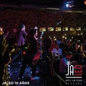 Jaleo 10 Años de JaLeo arte en vivo oficial