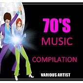 70'S Music Compilation fra Disco Tex, George McCrae, Kenny, Carl Douglas, Ken Boothe, Pilot, Mud, 10cc, Andy Kim, The Moments
