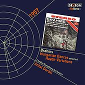 Brahms: Variations on a Theme by Haydn / Hungarian Dances von London Symphony Orchestra