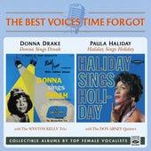 Donna Sings Dinah / Haliday Sings Holiday de Donna Drake