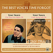 I See Your Face Before Me / Come Swing with Me by Tony Travis
