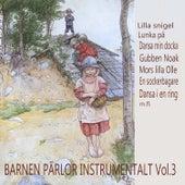 Barnens pärlor instrumentalt, Vol. 3. by Jan Fred