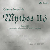 Mythos 116 by Calmus Ensemble
