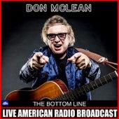 The Bottom Line (Live) von Don McLean