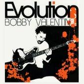 Evolution de Bobby Valentin