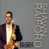 Man with a Horn de Shawn Raiford