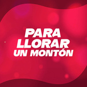 Para Llorar Un Montón de Various Artists