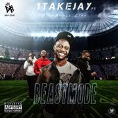 BeastMode (feat. BlueBucks Clan) by 1Take Jay