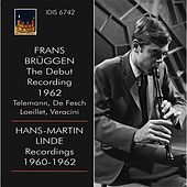 Teleman, Loeillet & Others: Recorder Works by Frans Brüggen