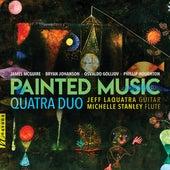 Painted Music de Quatra Duo