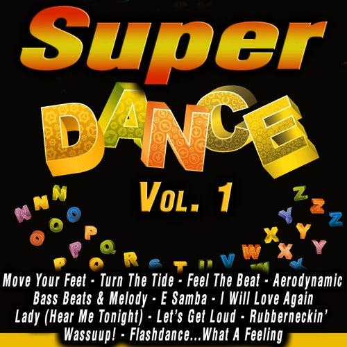Super Dance Vol.1 by D.J.Party Dance