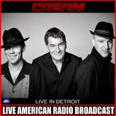 Live In Detroit (Live) de Cream