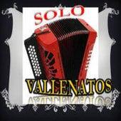 Solo Vallenatos de Alfredo Gutiérrez, Binomio De Oro, Bovea y Sus Vallenatos, La Tropa Vallenata, Los Embajadores Vallenatos, Los Inquietos Del Vallenato