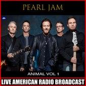 Animal Vol. 1 (Live) de Pearl Jam