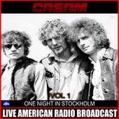 One Night In Stockholm Vol 1 (Live) de Cream